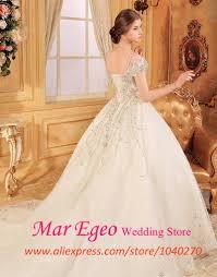 wedding sles luxury robe de mariage shining beading crystals vintage wedding