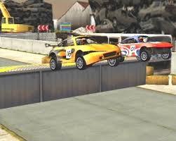 stock car crash gamespot