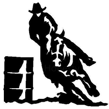 barrel racing pictures clip art clipart collection