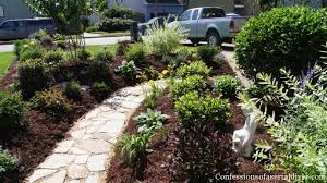 Plants For Front Yard Landscaping - how to create a landscape from scratch confessions of a serial