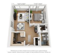 Floor Plans For Apartments 3 Bedroom by Boston Apartment Pricing U0026 Floor Plans Church Park Apartments