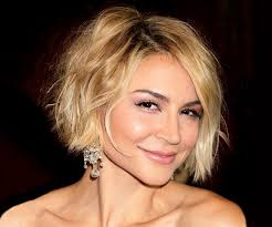 asymmetric fine hair bob hairstyle over 40 for round face for 2015 55 super hot short hairstyles 2017 layers cool colors curls bangs