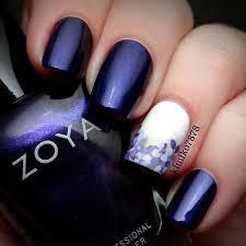 30 dark blue nail art designs nenuno creative dark blue nails