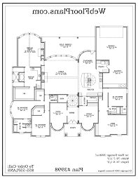 Single Storey Floor Plans by Home Design 79 Terrific House Plans Single Storys