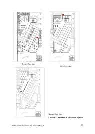 building services in public buildings elderly centre