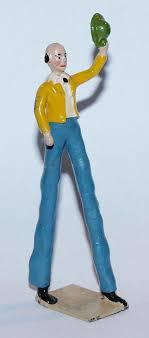 clown stilts 14 best britains vintage lead figures images on