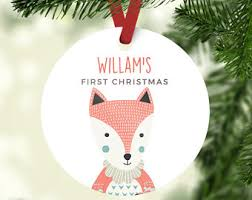 animal ornaments etsy