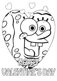 hello valentines day day coloring pages printable valentines day