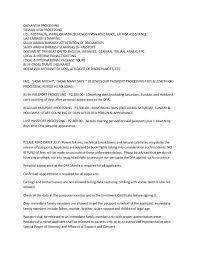 Authorization Letter Claim Passport Dfa China Visa Processing Taiwan Australia Japan Authorization Letter