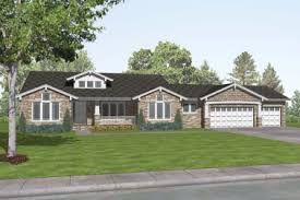 prairie style ranch homes mesmerizing craftsman style one house plans gallery best