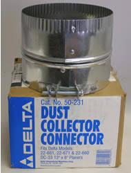 delta dust collection hose connectors mike u0027s tools