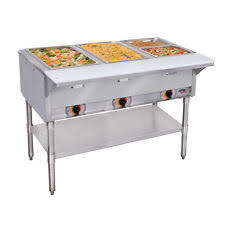 electric table top steam table apw wyott psst 4 electric portable chion well steam table ebay