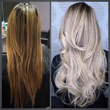 ash brown hair with pale blonde highlights dark brown box color to pale ash blonde the journey career