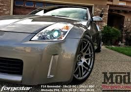 nissan 350z safety rating forgestar f14 wheels for nissan 350z 370z gt r 240sx 300zx 5x114