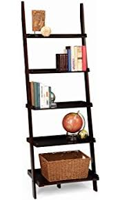 Dark Cherry Bookshelf Amazon Com Convenience Concepts French Country Bookshelf Ladder