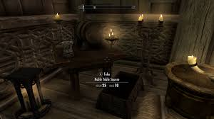 Skyrim Decorate House by New House Decorations Traduzione Italiana At Skyrim Nexus Mods