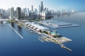 Navy Pier Map Navy Pier Chicago Il Usa Martha Schwartz Partners