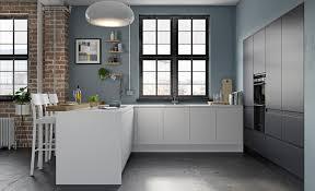 modern handleless kitchens handless kitchens strada matte white u0026 graphite uform