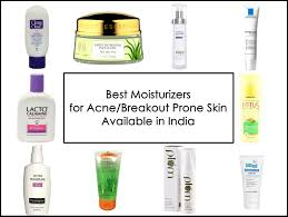 best 10 moisturizers for acne breakout prone skin available in