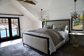 Rug Placement Bedroom Feng Shui Bedroom For A Farmhouse Bedroom With A Glass Chandelier
