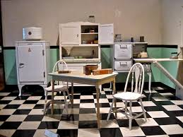 1930 S Kitchen by Pre War Kitchen 1930s Showing Newly Electrified Applianc U2026 Flickr