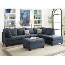 Sectional Leather Sofas With Chaise Chaise Sofa Sectional Sofas You Ll Wayfair
