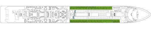 The Golden Girls Floor Plan by Msc Musica Cruise Ship Msc Cruises