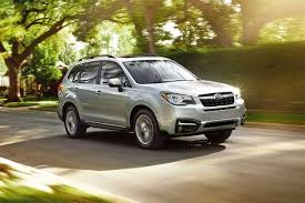 subaru loyale offroad 2018 subaru forester pricing for sale edmunds