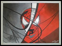 spiderman painting u2022 mojodroit mojodroit