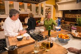 chef lidia bastianich chooses clarke u0027s test kitchen for her tv