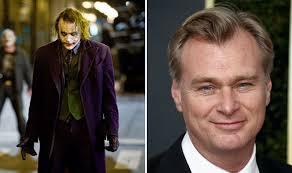 christopher nolan heath ledger s joker was terrifying