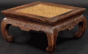 antique centre table designs antique asian furniture square carved kang table from shanxi