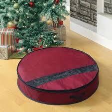 classic accessories seasons wreath storage bag large 57 002