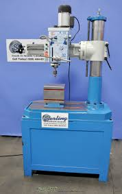 used knuth radial drill sterling machinery sterling machinery