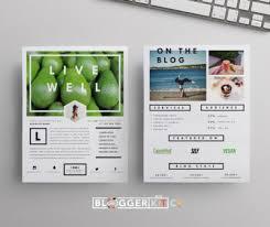 Home Design Media Kit Blogger Kit Co Diy Media Kit Templates Blogging Tips