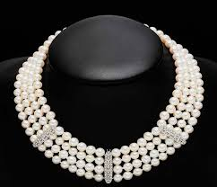pearl necklace with diamond images Pearl necklace with diamond clasp adworks pk adworks pk jpg