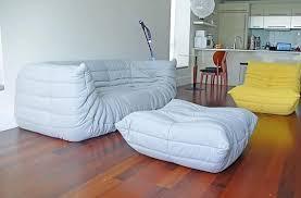 sofas red and white togo sofa by ligne roset modern furniture