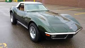 1970 corvette stingray for sale 1970 corvette big block auto appraisal for sale in detroit
