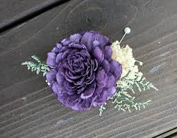 sola flowers of the corsage sola flowers wood flowers wedding