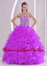 modern dress modern 2015 winter sweetheart ruffles and beading quinceanera