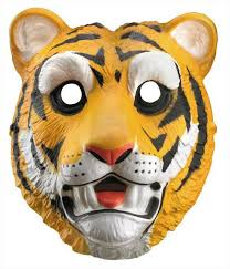 tiger mask child mask boys costumes kids halloween costumes