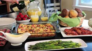 christmas menu ideas holiday brunch easy and elegant christmas breakfast sunny 107 9