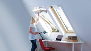full review of keylite flat roof windows and solar blinds as the