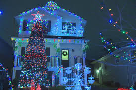 christmas decorations light show dartmouth light display has people taking notice halifax
