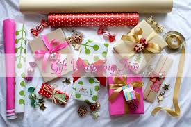 How To Wrap Gifts - how to wrap gifts extra special u2013 sheiloves