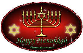 dreidel lights chanukah happy hanukkah lighting menorah candles and spinning