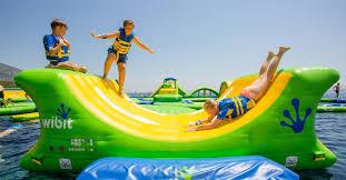new halfpipe water sports water fun aqua park floating