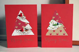 Arts And Crafts Christmas Cards - green christmas gifts for your loved ones
