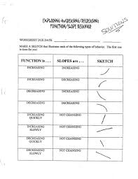 fun slope worksheets free worksheets library download and print