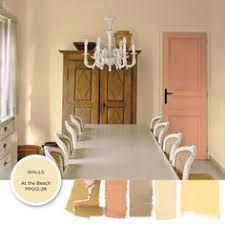 on the sunny side paint color palette by ppg voice of color get